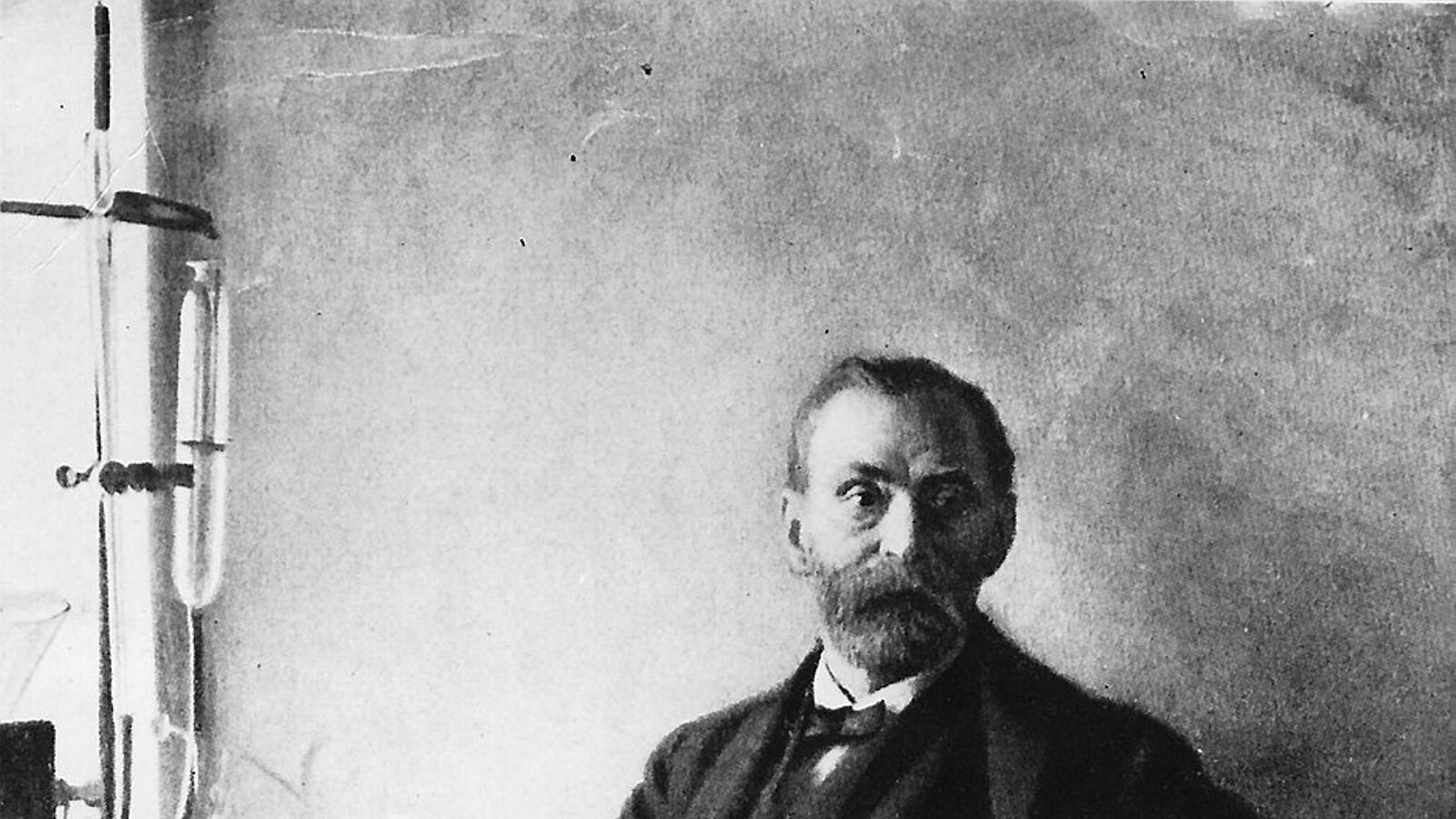 Alfred Nobel no només va inventar la dinamita i va instituir els famosos premis, sinó que el nobeli, un element sintètic, es diu així en honor seu.