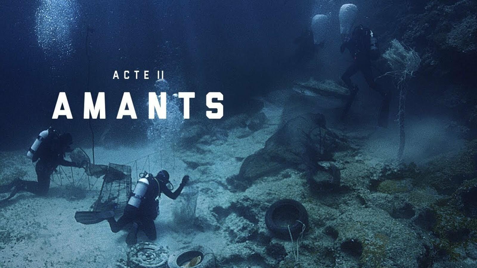 'Amants', el segon anunci d'Estrella Damm