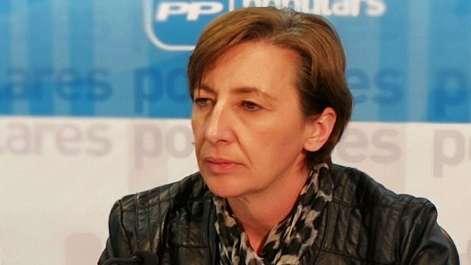 Margalida Roig a una imatge d'arxiu.