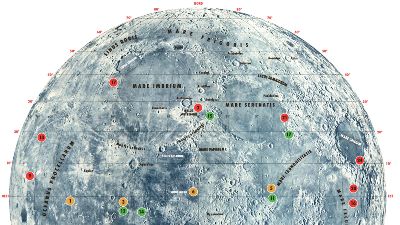 Tot el que hem volgut saber de la Lluna