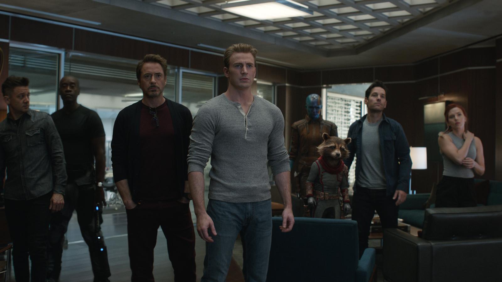 'Vengadores: Endgame', l'univers cinematogràfic Marvel entona l'hora dels adéus