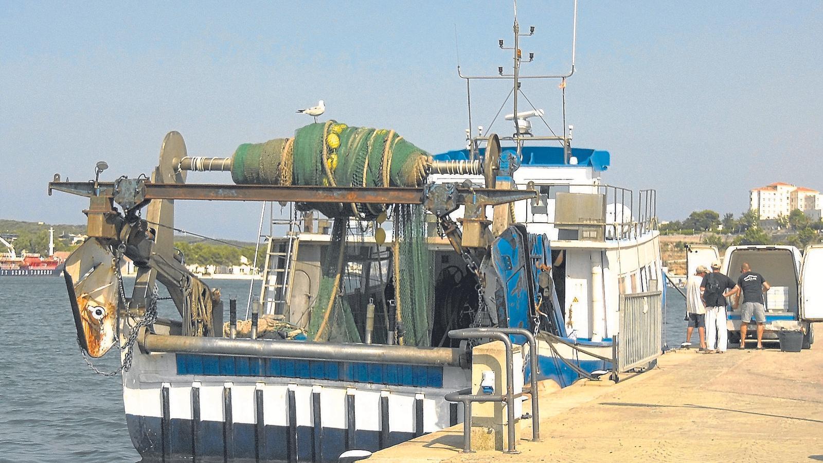 Sa Llotja es consolida com a referent dels pescadors de Menorca