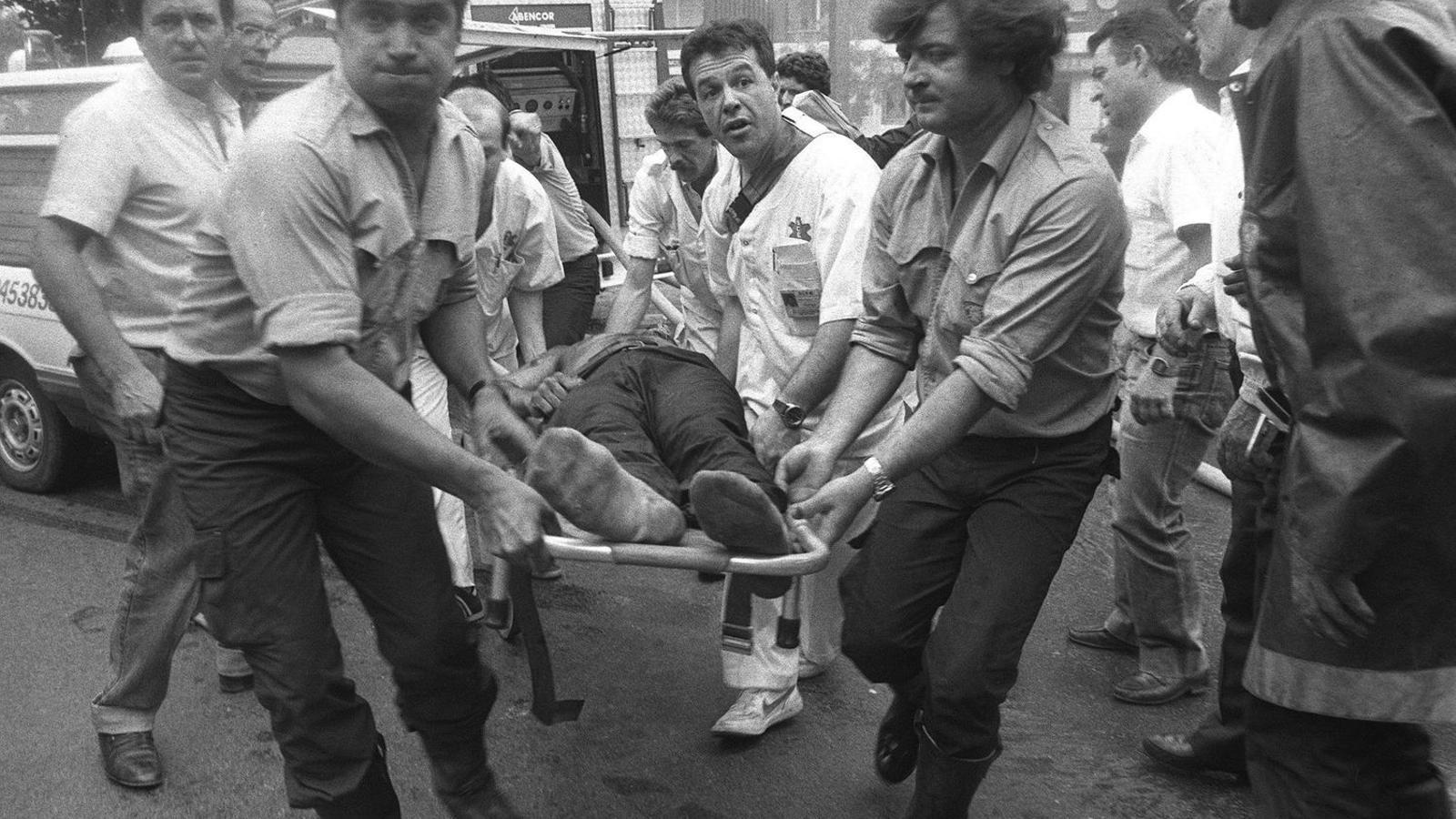 43 anys i 829 morts: el balanç mortal de la lluita armada d'ETA