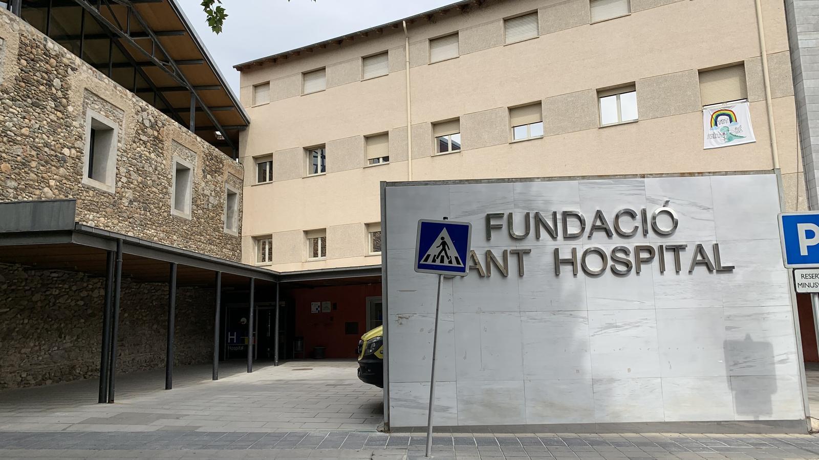 El Sant Hospital de la Seu d'Urgell. / G.L.T.