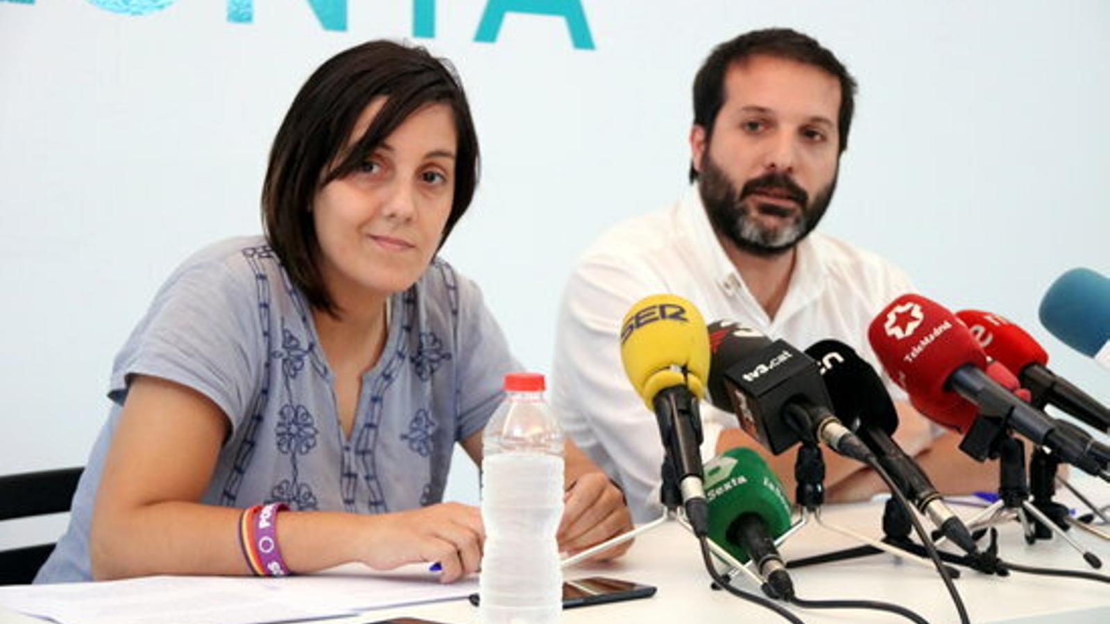 La diputada Conchi Abellán es presentarà a les primàries de Podem Catalunya per les llistes al Parlament