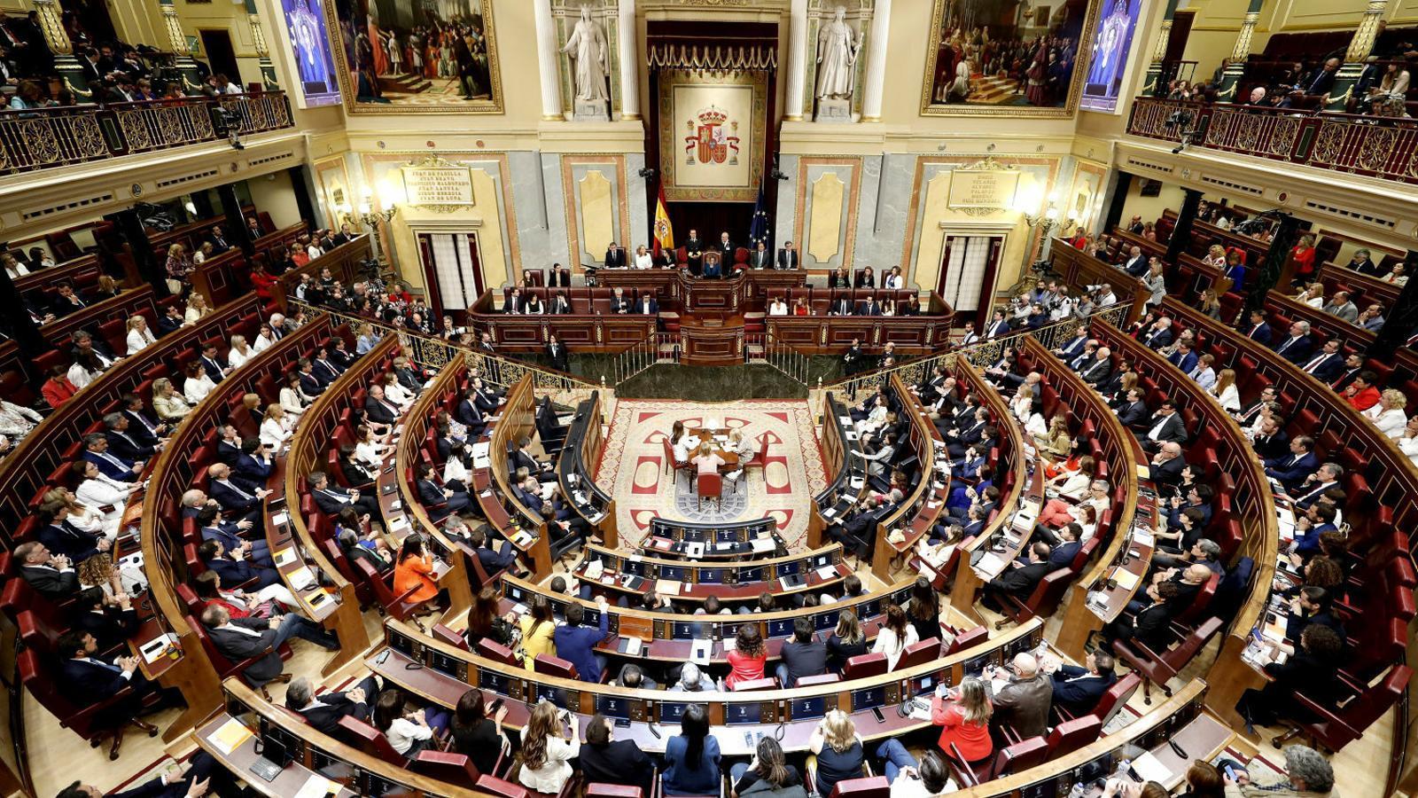 Els diputats del PSIB, sense iniciatives en el Congrés per disciplina de partit
