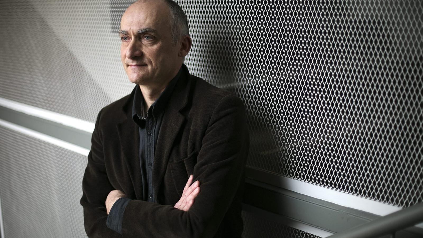 Josep Maria Esquirol ensenya filosofia política a la Universitat de Barcelona.