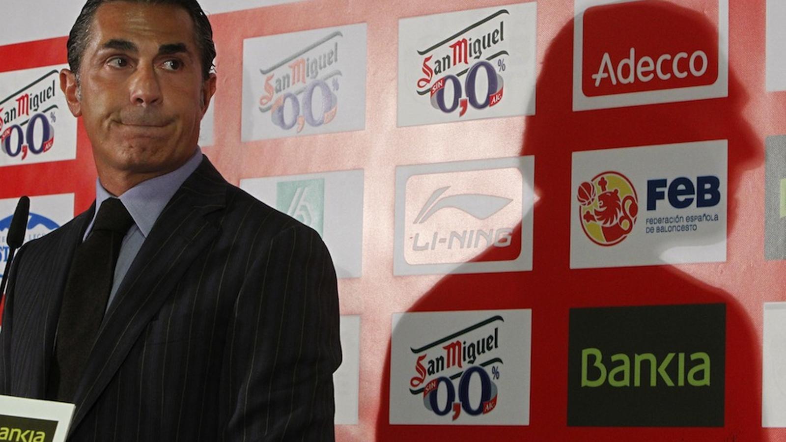 Els 15 jugadors de la preselecció de Sergio Scariolo
