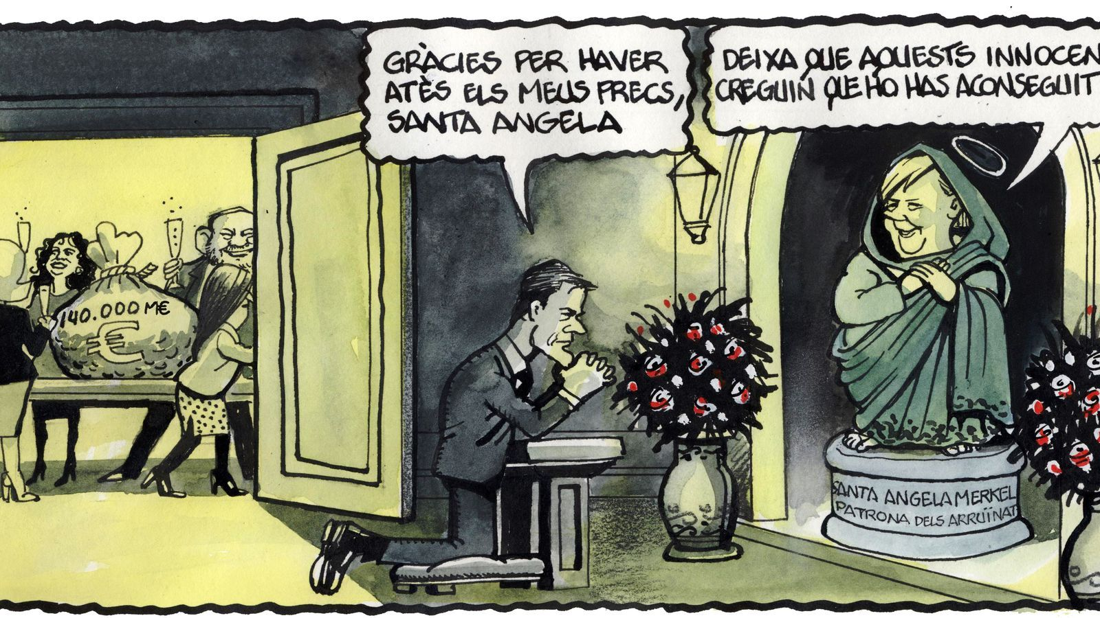 'A la contra', per Ferreres 23/07/2020