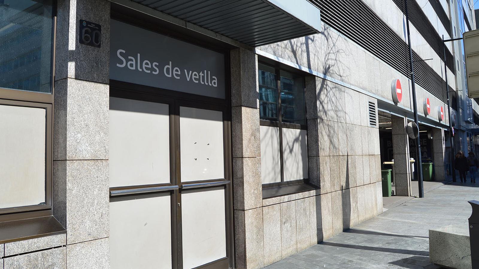 La sala de vetlles d'Andorra la Vella. / M. F. (ANA)