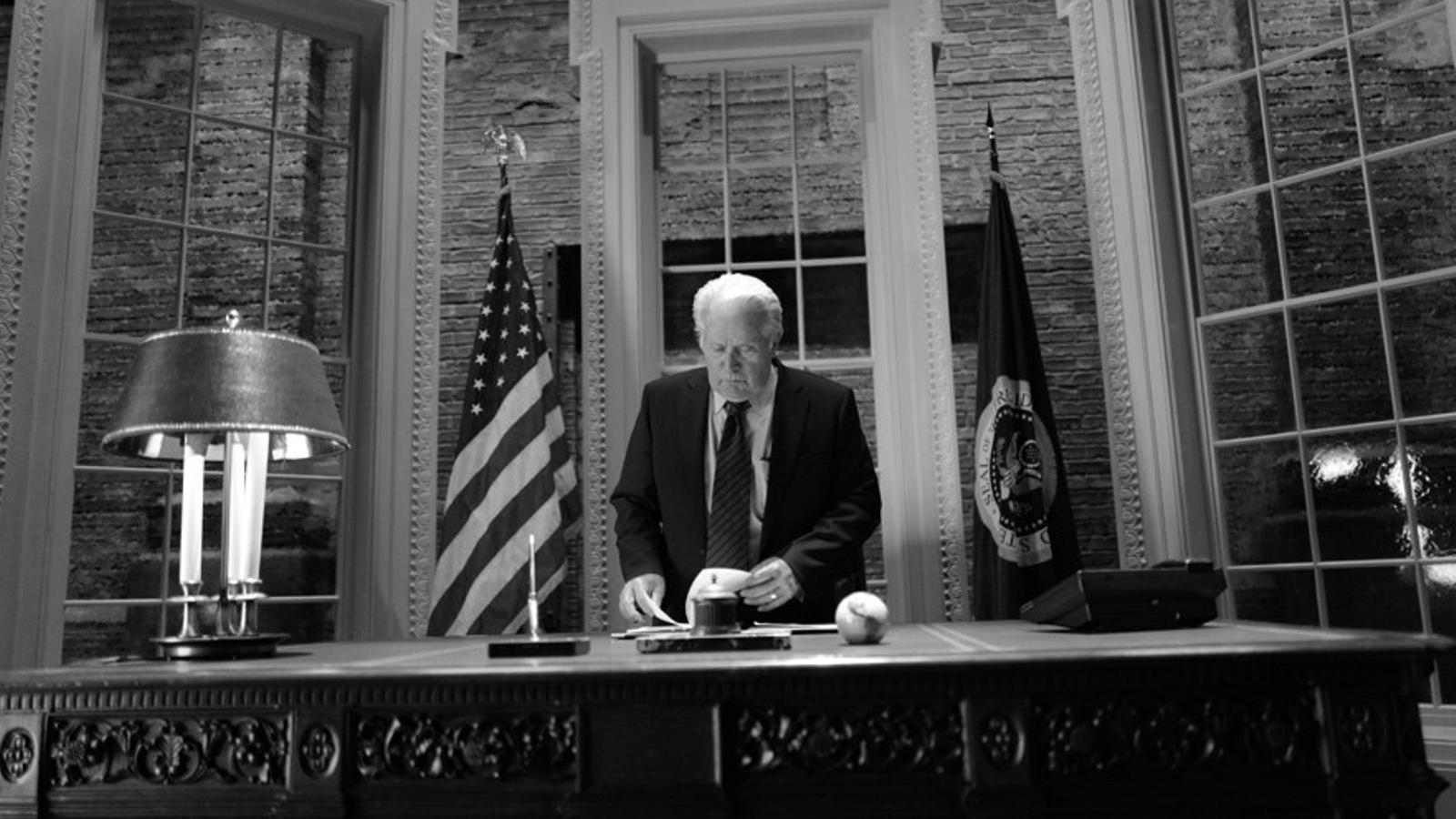Martin Sheen torna a ser el president Josiah Bartlet