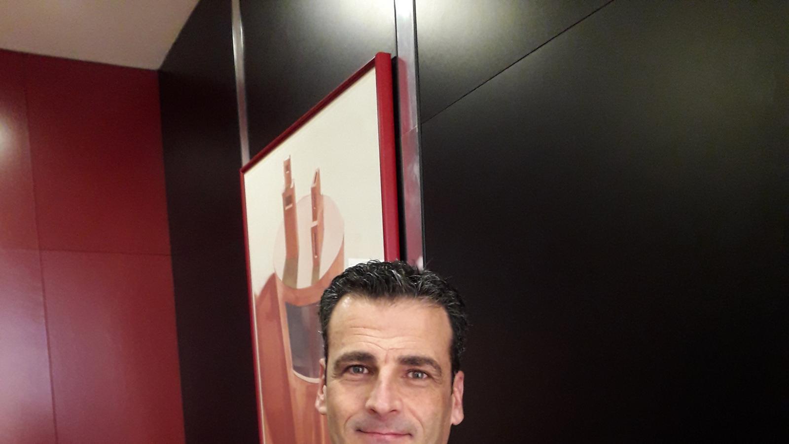 Alfred Costa proposa crear una nova marca per a À Punt i apostar per l'espectador de més de 45 anys