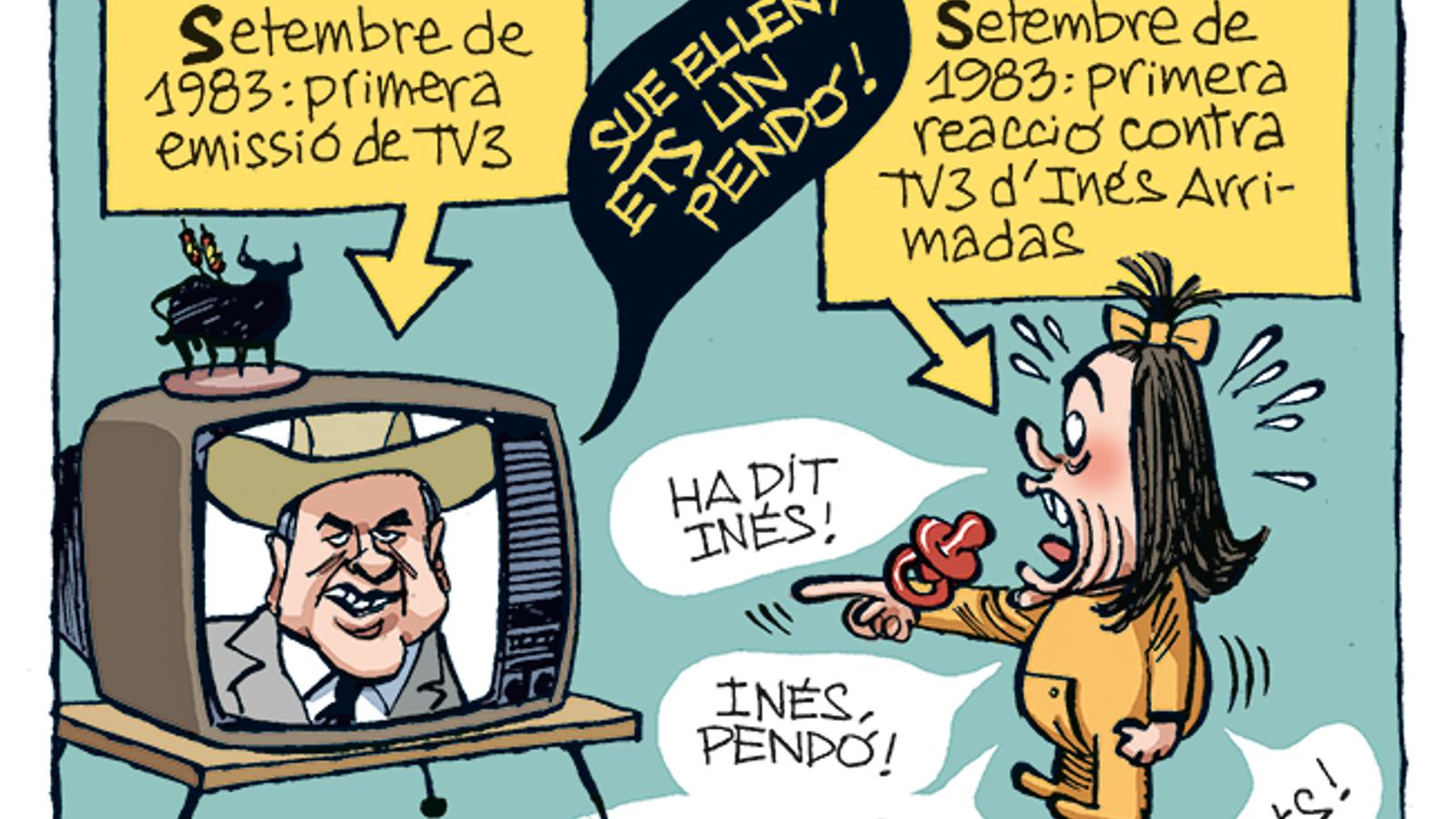 La vinyeta de Manel Fontdevila 07/11/19