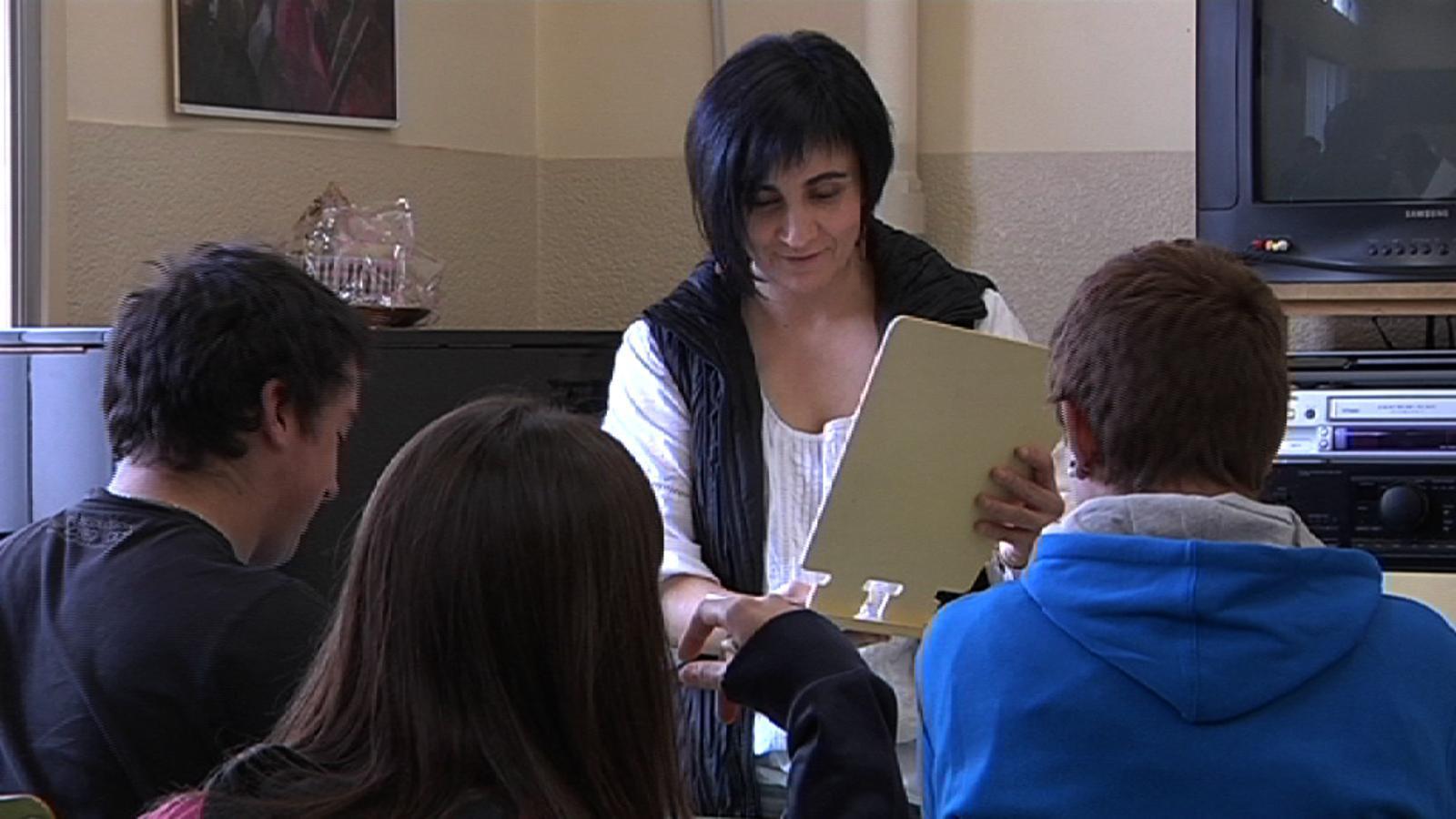 """Ara ens en sortim. Rosa Maria Ortega, professora: """"Representar 'Els pastorets' era un repte difícil!"""""""