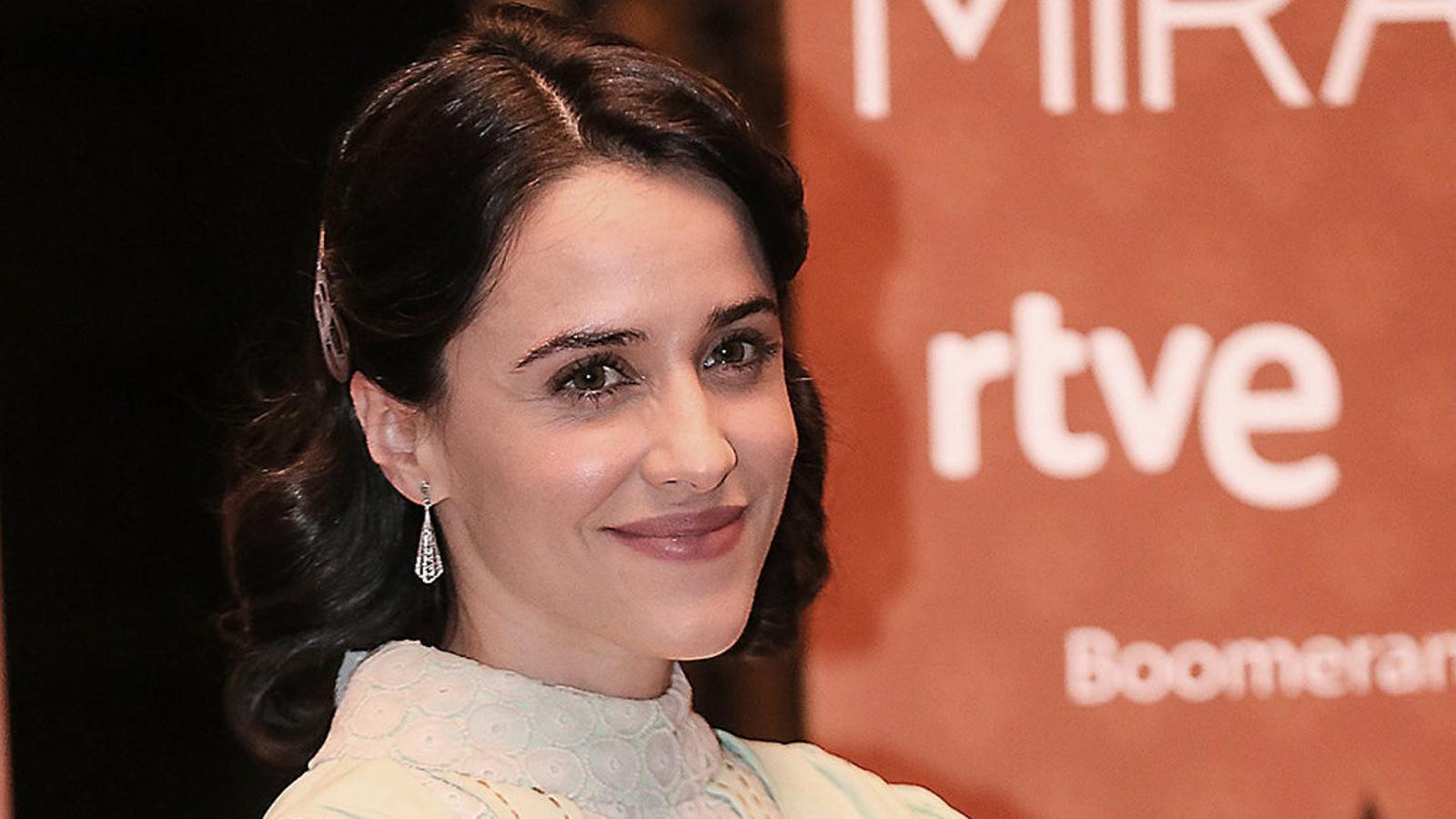 RTVE roda el drama 'La otra mirada', amb Macarena García