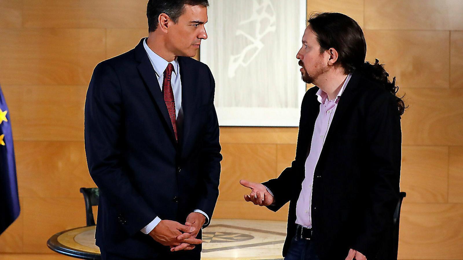 """El PSOE respon a Podem: """"La coalició és inviable"""""""