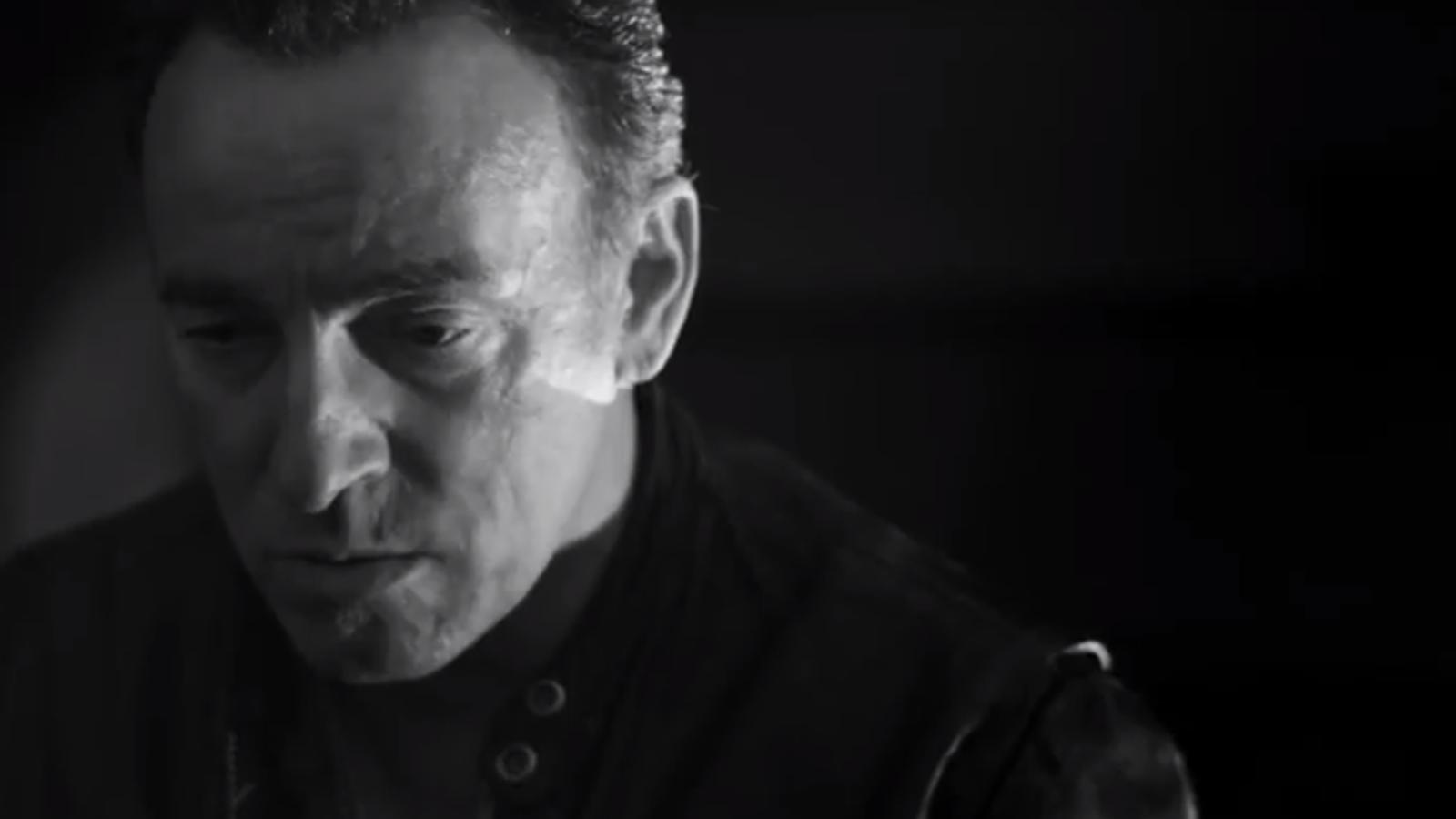 Bruce Springsteen estrena el videoclip 'We take care of our own'