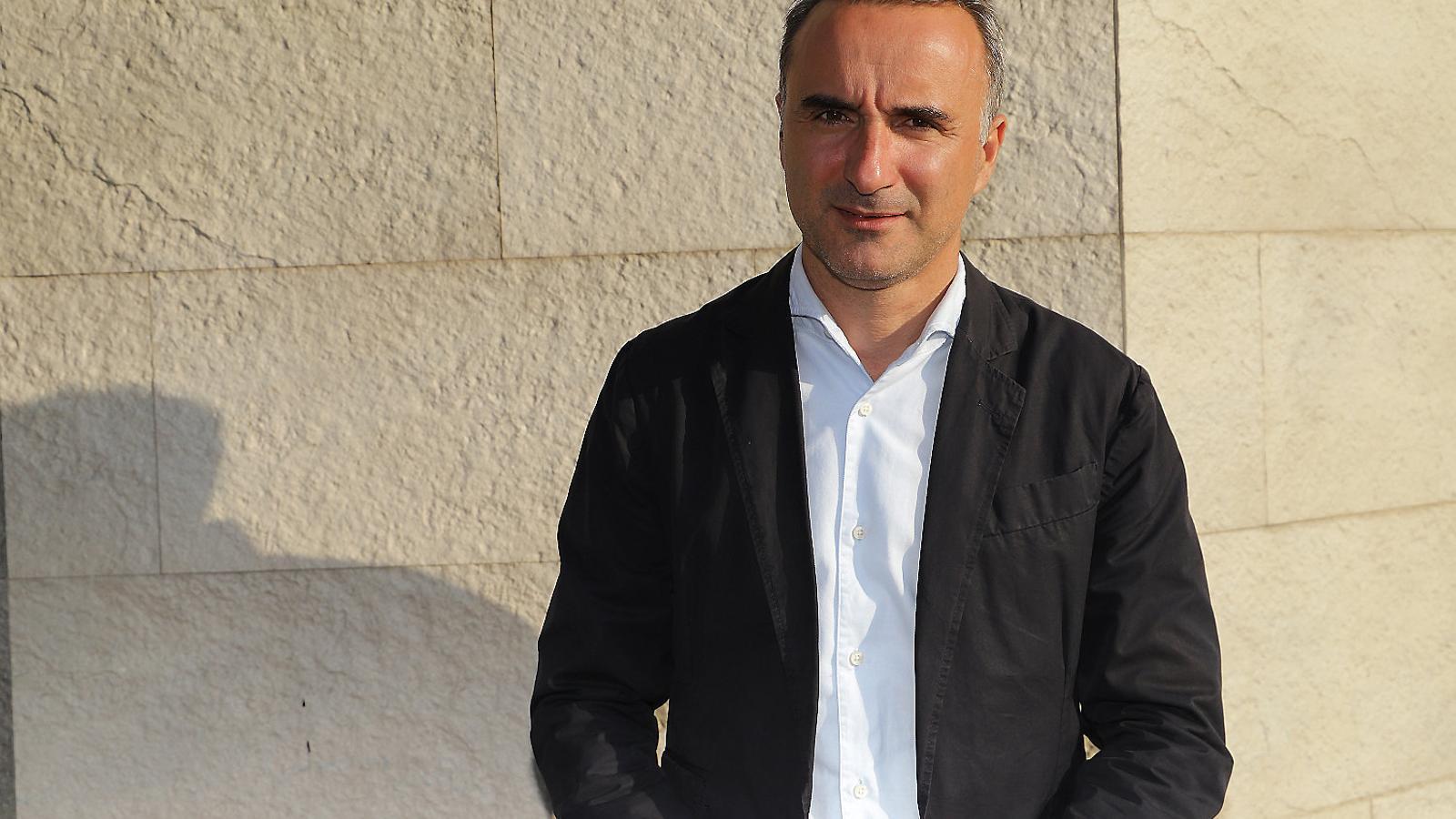 """Pere Joan Pons Sampietro: """"Es tractará un nou model de finançament, però això ja és un segon estadi"""""""