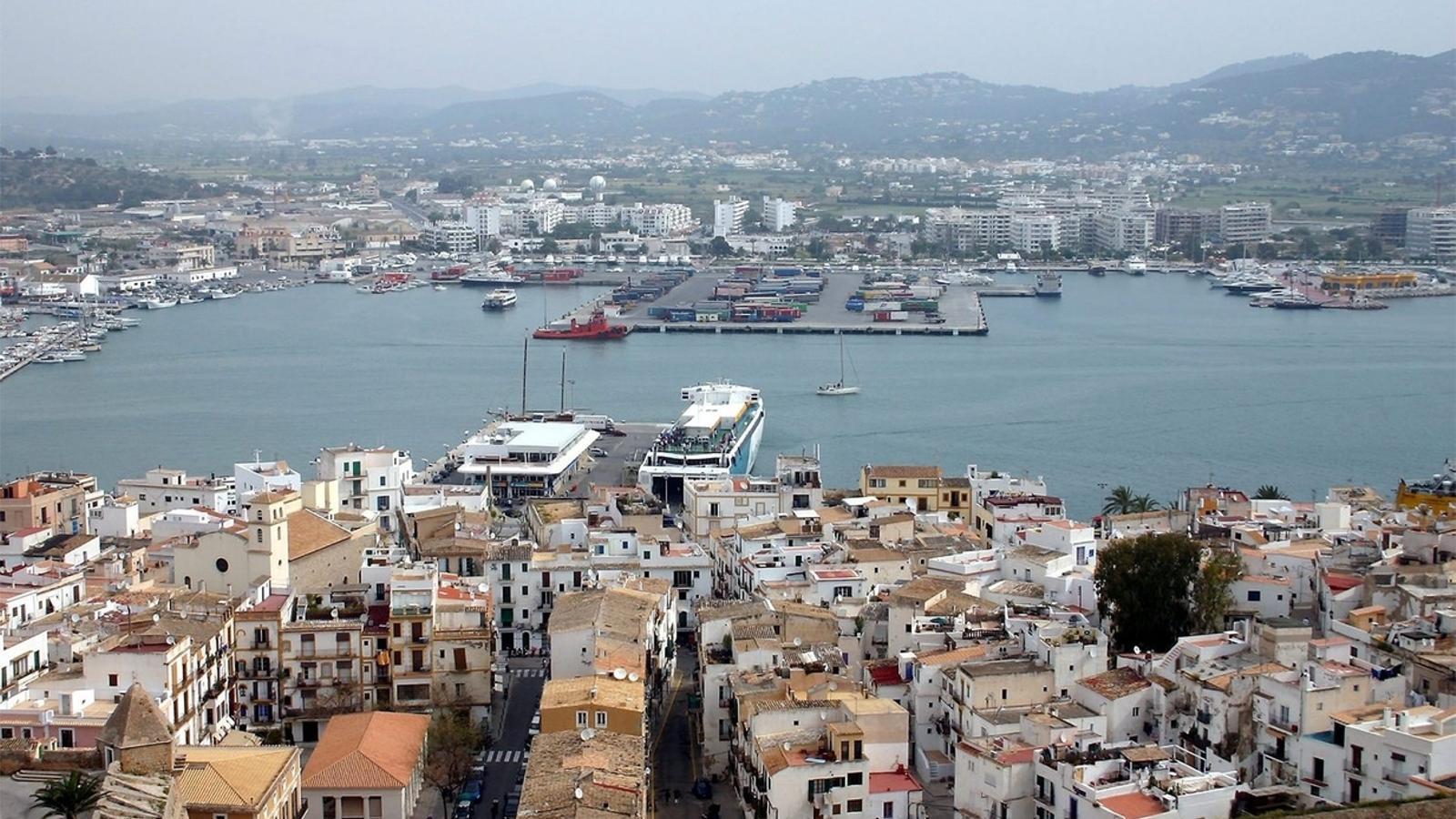 Eivissa és una de les ciutats d'Espanya amb més problemes d'accés a l'habitatge.