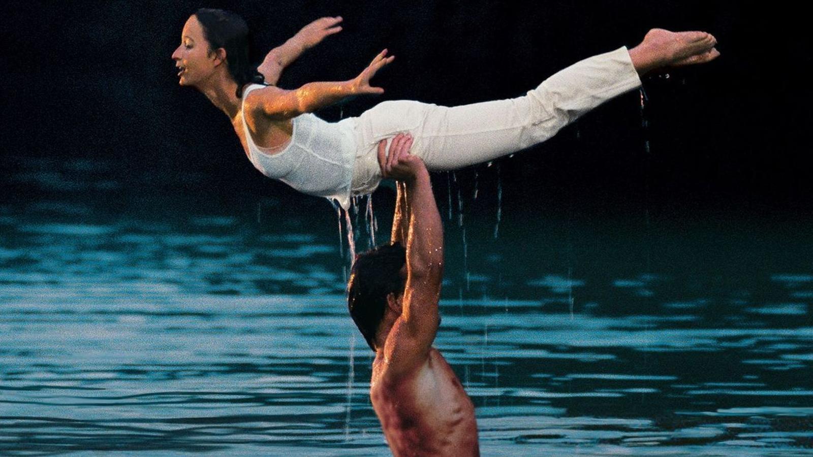 L'escena més mítica de 'Dirty dancing'