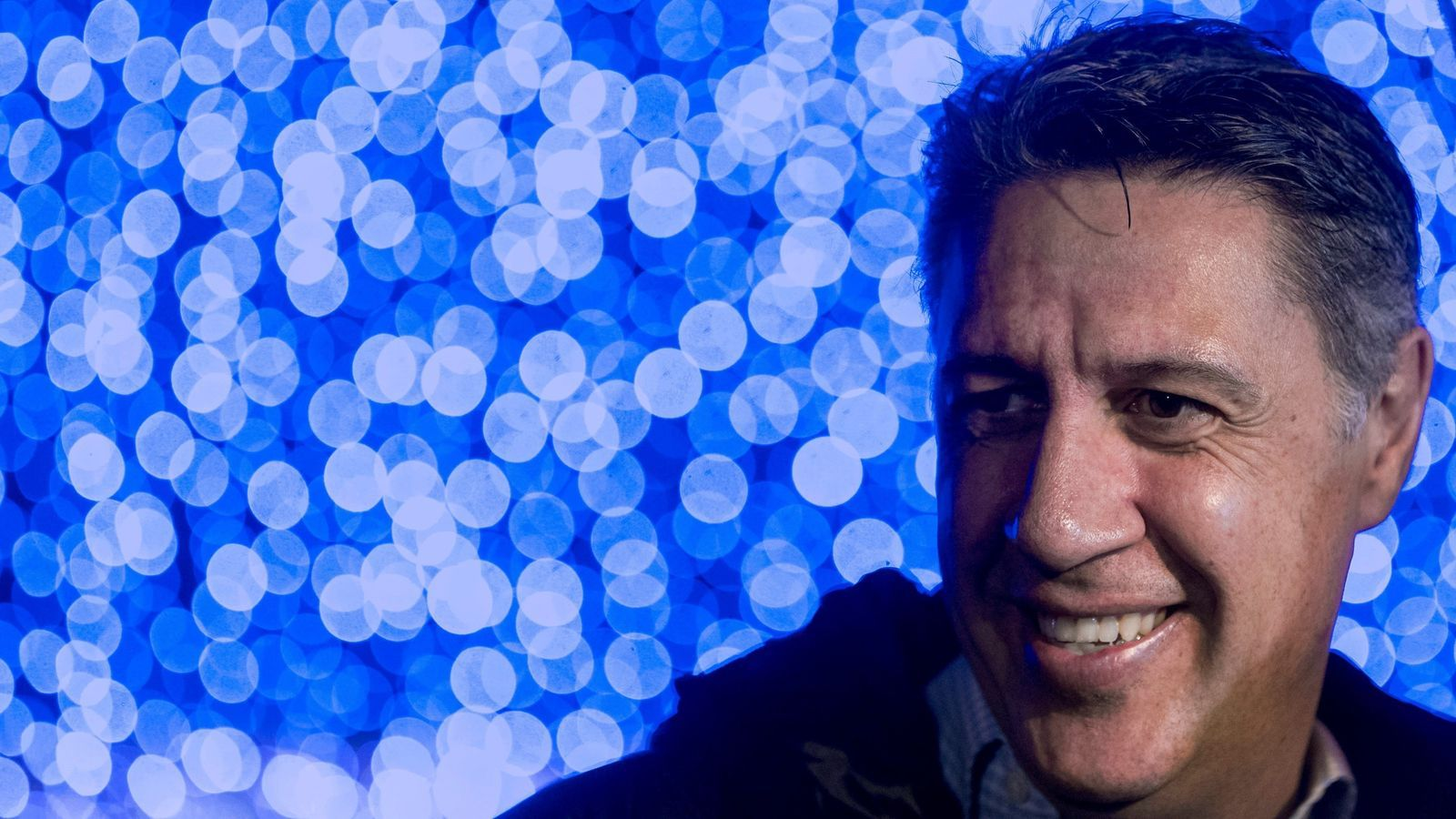 Xavier García Albiol, candidat del PP a les eleccions del 21-D