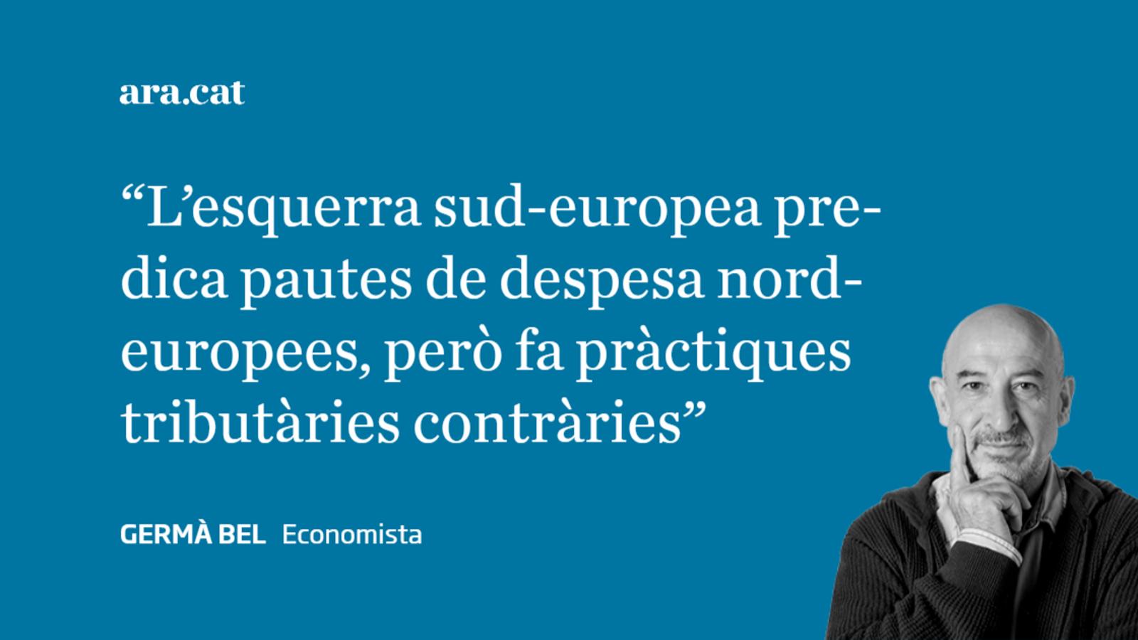 El bucle fiscal de l'esquerra sud-europea