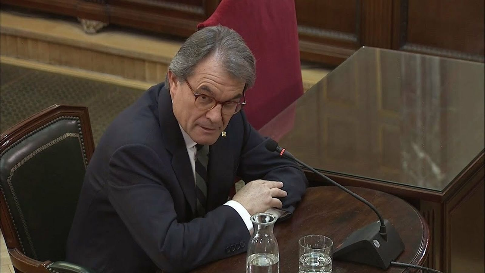 """Artur Mas: """"Teníem l'exemple d'Escòcia. Pensàvem que Espanya també trobaria camins per arribar a un acord"""""""