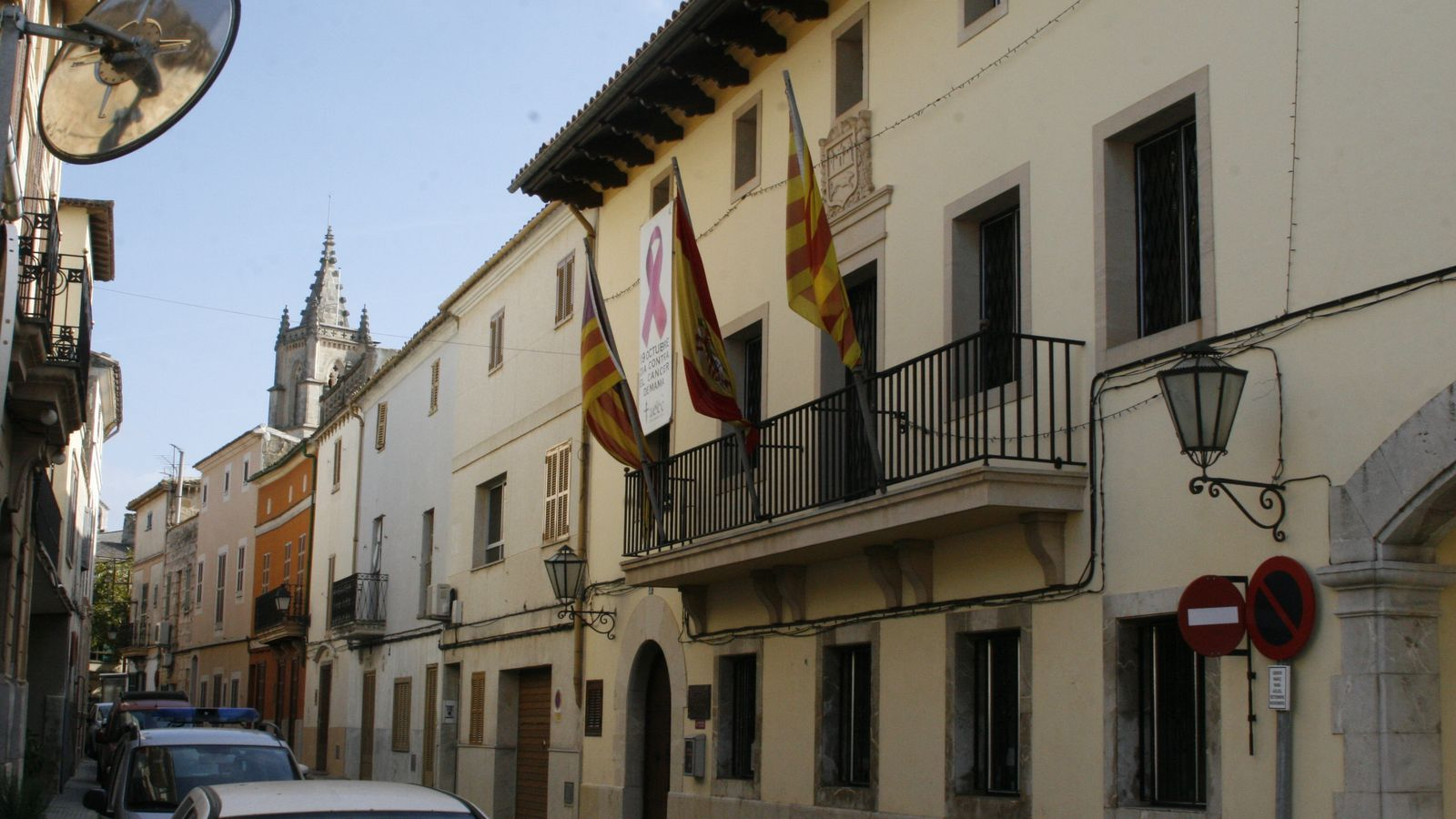 L'Ajuntament de Llubí abaixa la pressió fiscal sobre els immobles.