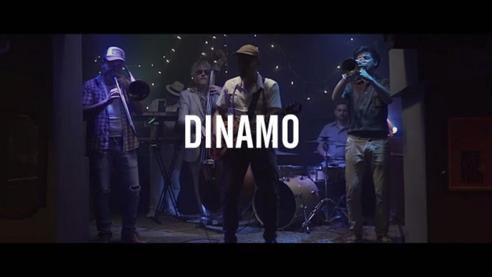 Dinamo presenta nou videoclip en concert.