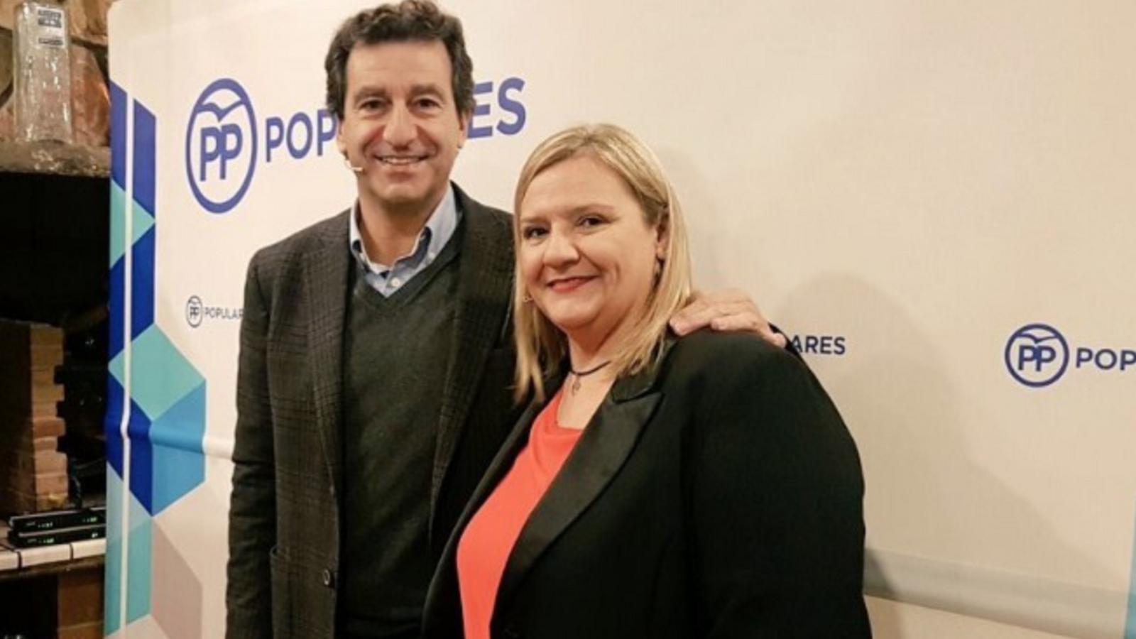 Magdalena García serà la candidata del PP a la batlia de Marratxí