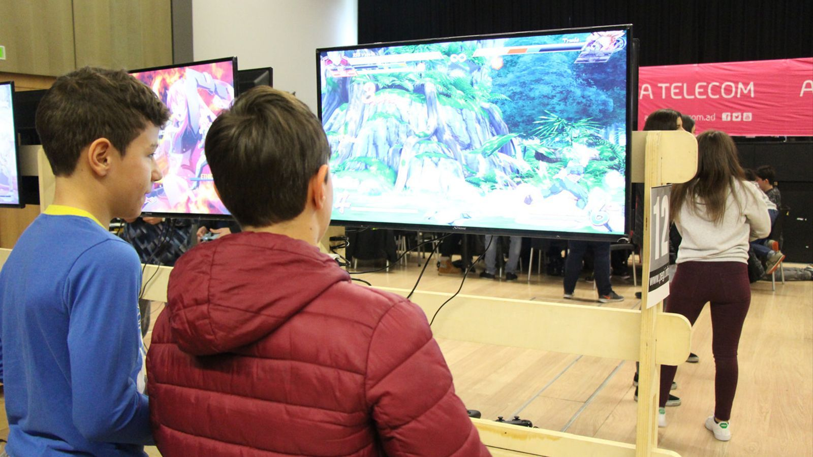 El 9è Saló del videojoc ha estat, de nou, un èxit. / E. J. M. (ANA)