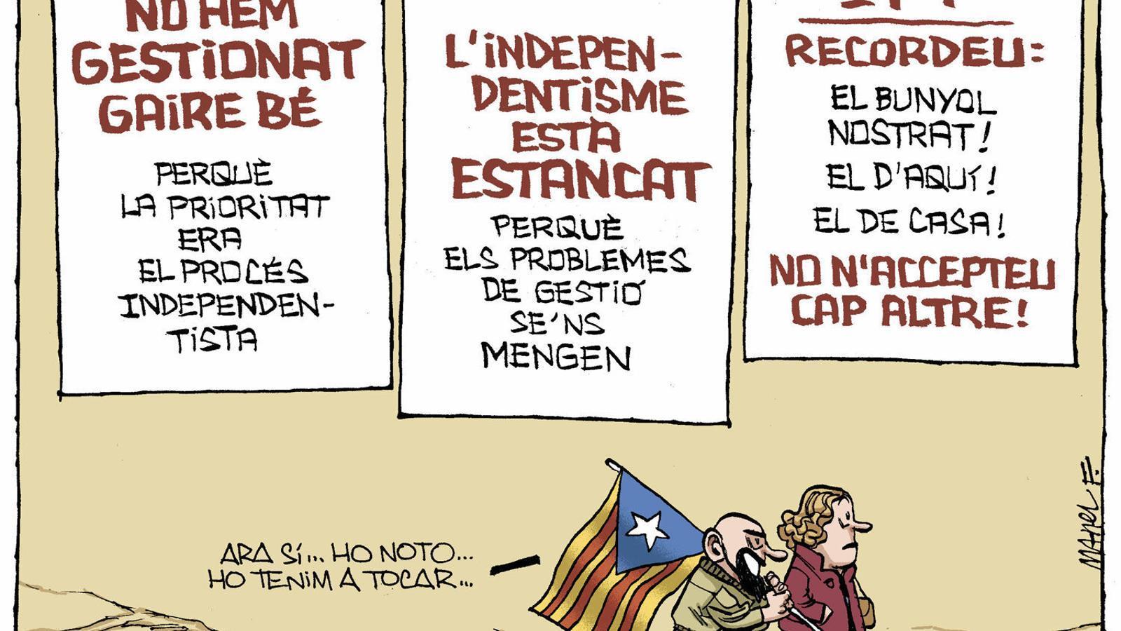 La vinyeta de Manel Fontdevila 22/11/2020
