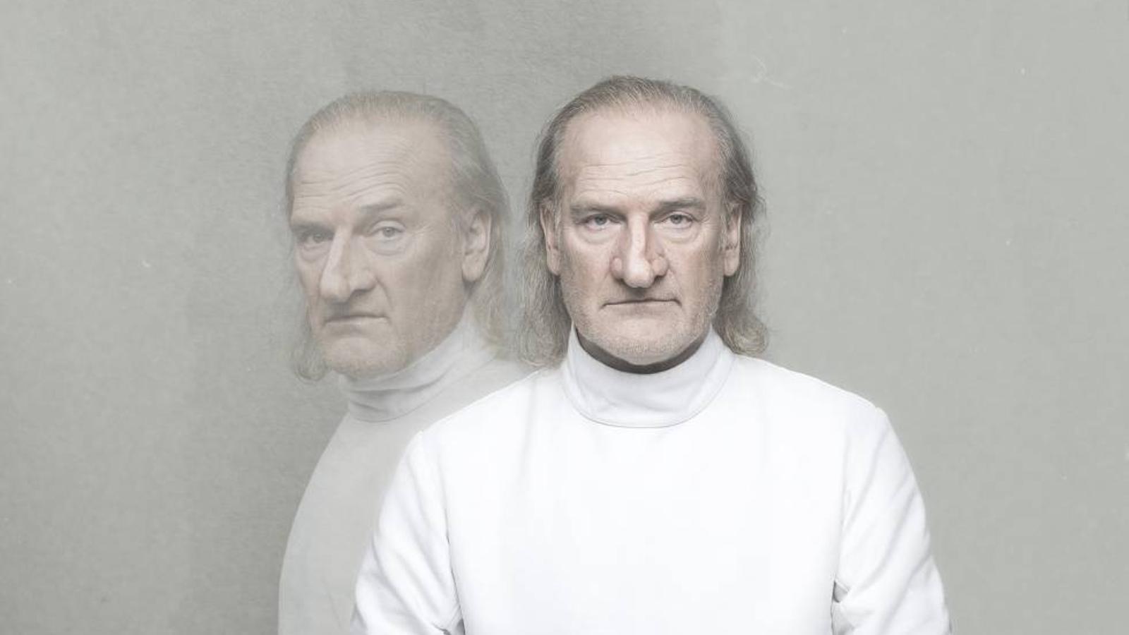 Lluís Homar, caracteritzat com a Cyrano de Bergerac. / DAVID RUANO