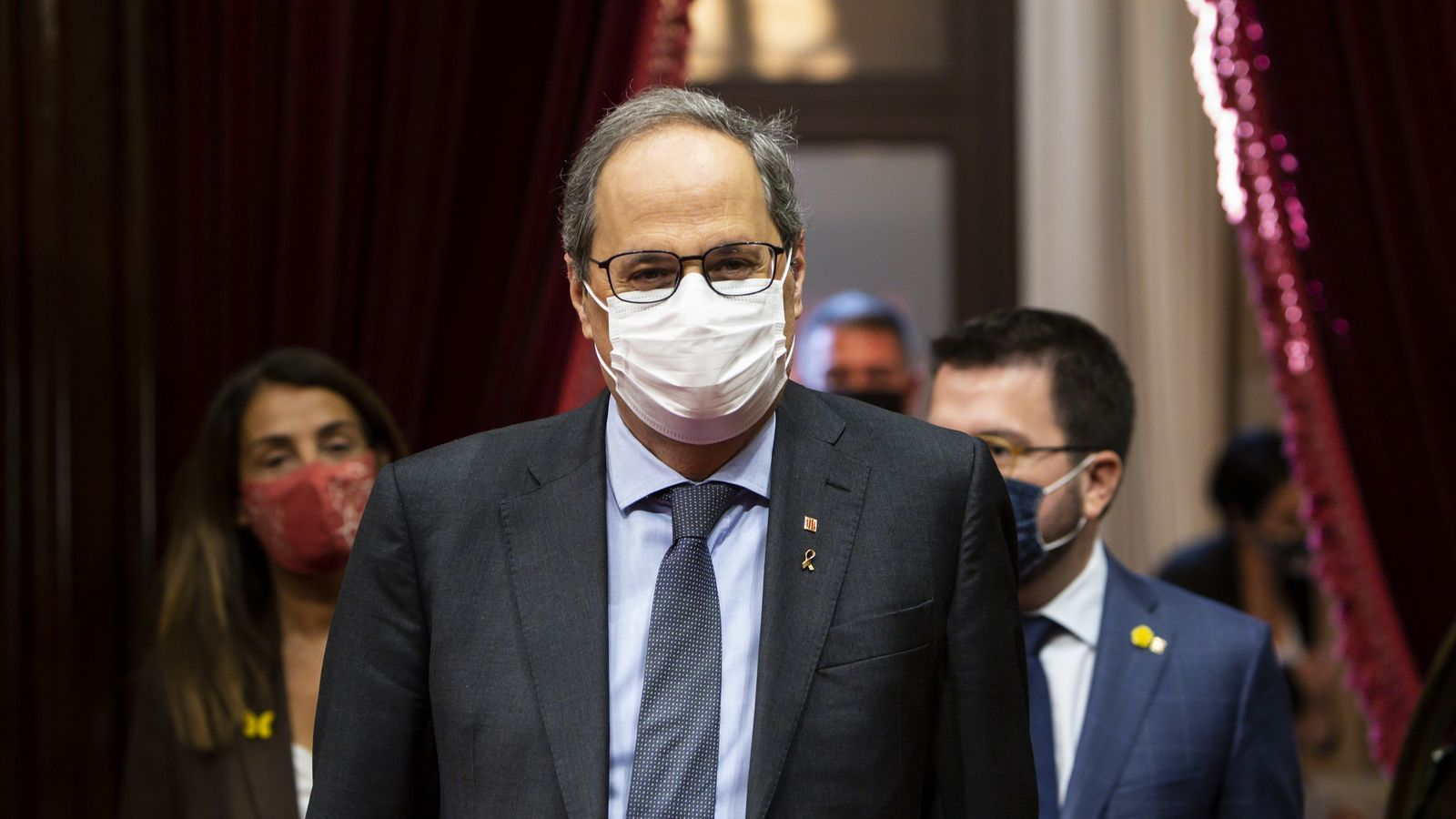 El Supremo inhabilita a Torra por unanimidad y pone fecha de caducidad a la legislatura catalana