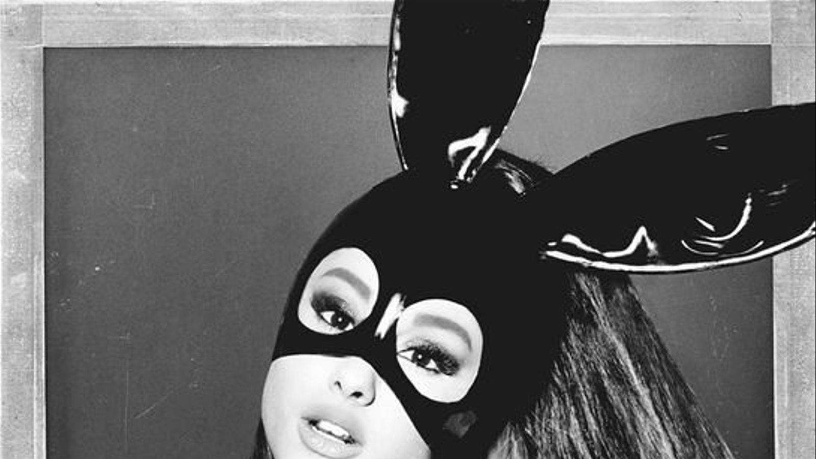 Careta del disc  'Dangerous woman' d'Ariana Grande