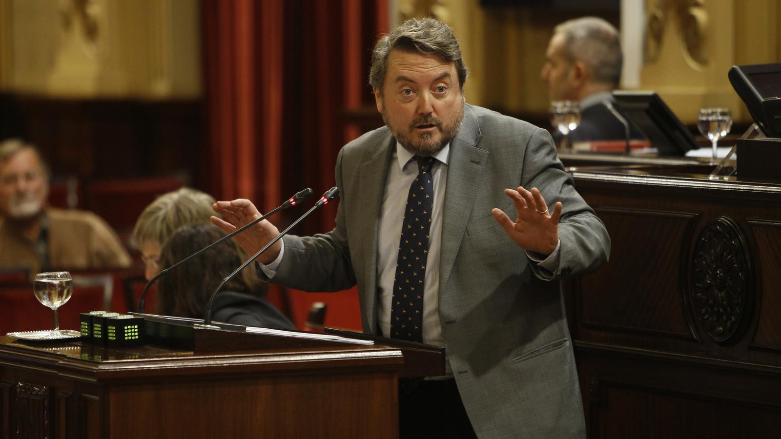 El diputat del PP Antoni Camps