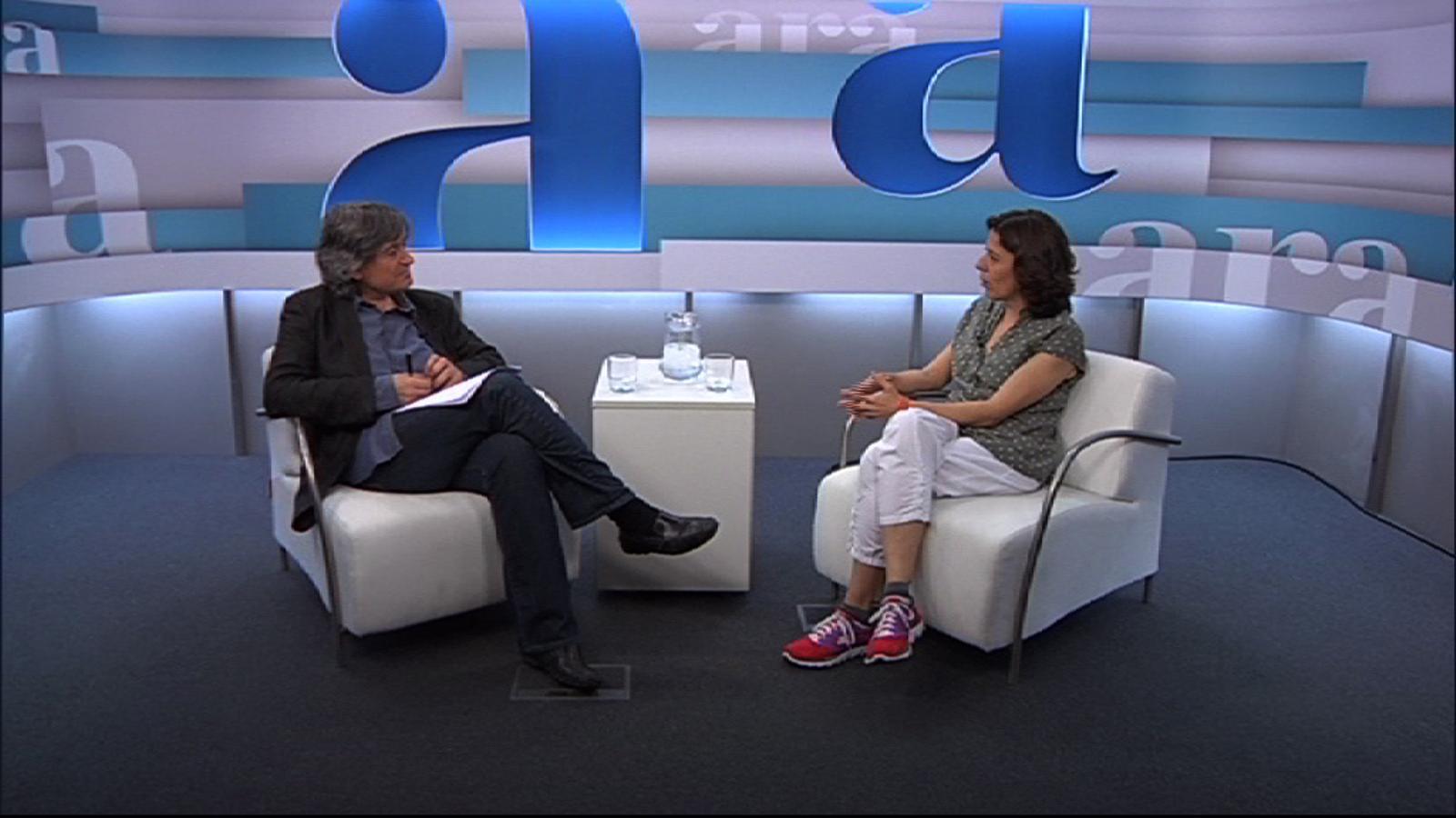 Entrevista completa a Míriam Iscla, per l''Ara TV Premium'