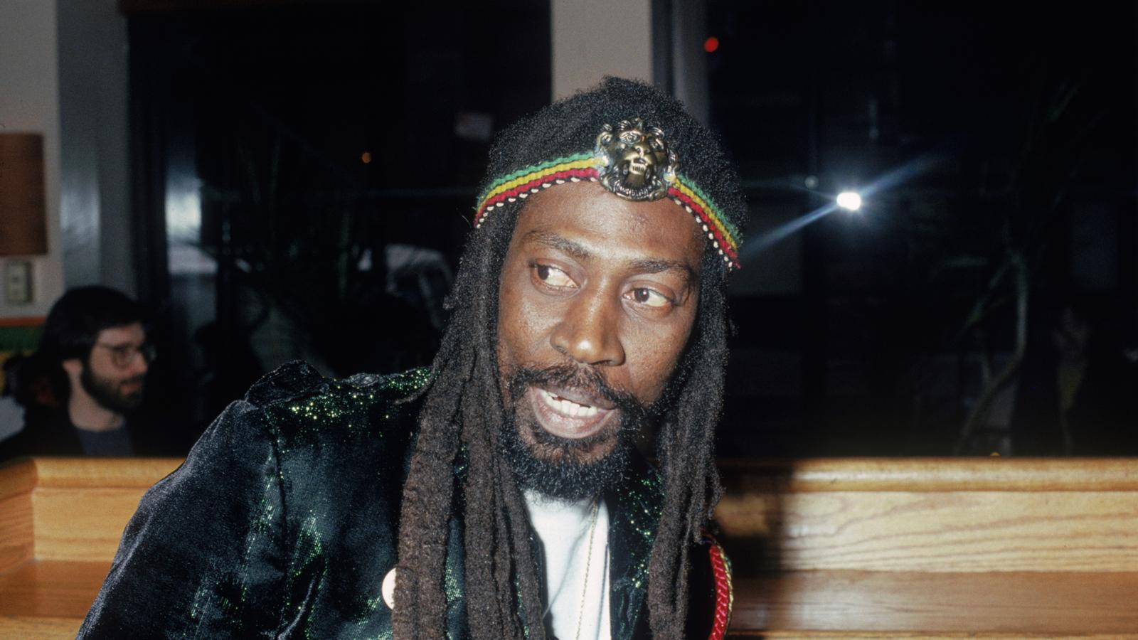 Mor Bunny Wailer, un dels Wailers de Bob Marley
