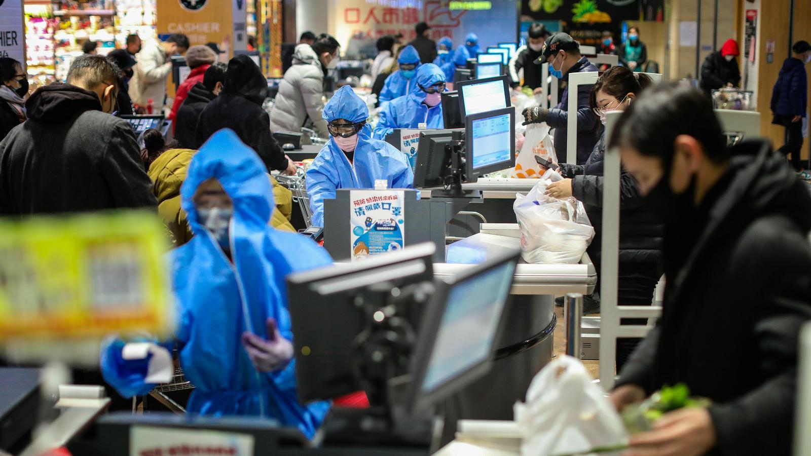 """Reunió de l'OMS sobre el coronavirus: """"No és l'hora de patents ni de beneficis, el que compta ara és salvar vides"""""""