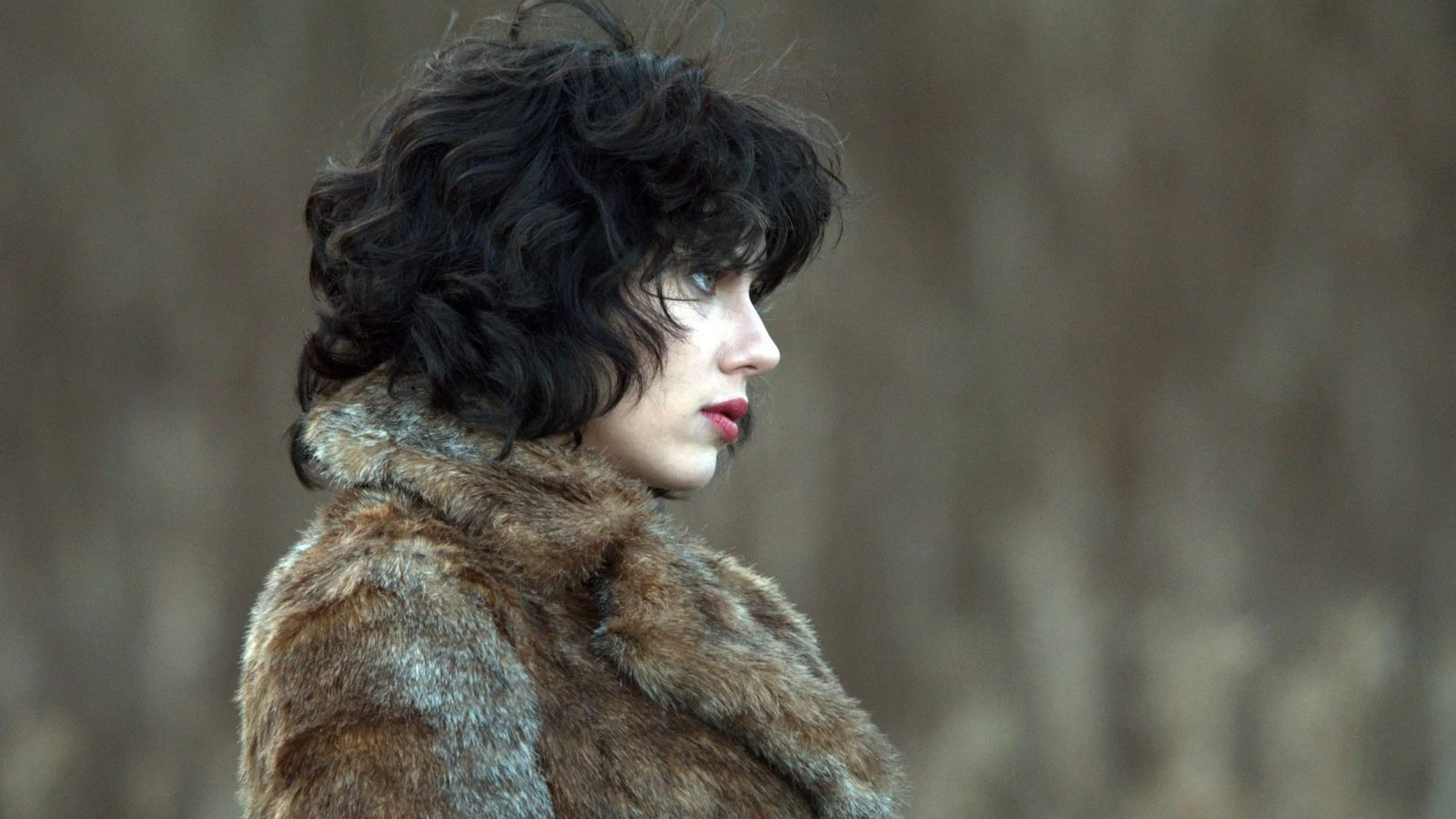 Scarlett Johansson a la pel·lícula 'Under the skin'.