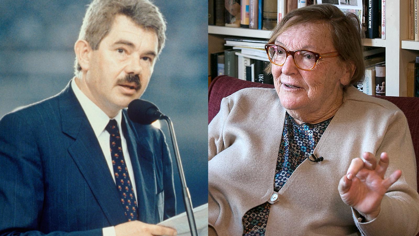 L'anàlisi d'Antoni Bassas: 'Recordant Diana Garrigosa i Pasqual Maragall'