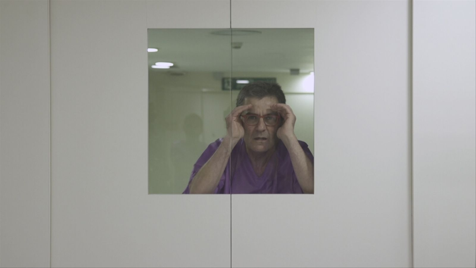 Queco Novell a l'Hospital Vall d'Hebron, al primer capítol de 'Ciutadà Novell'