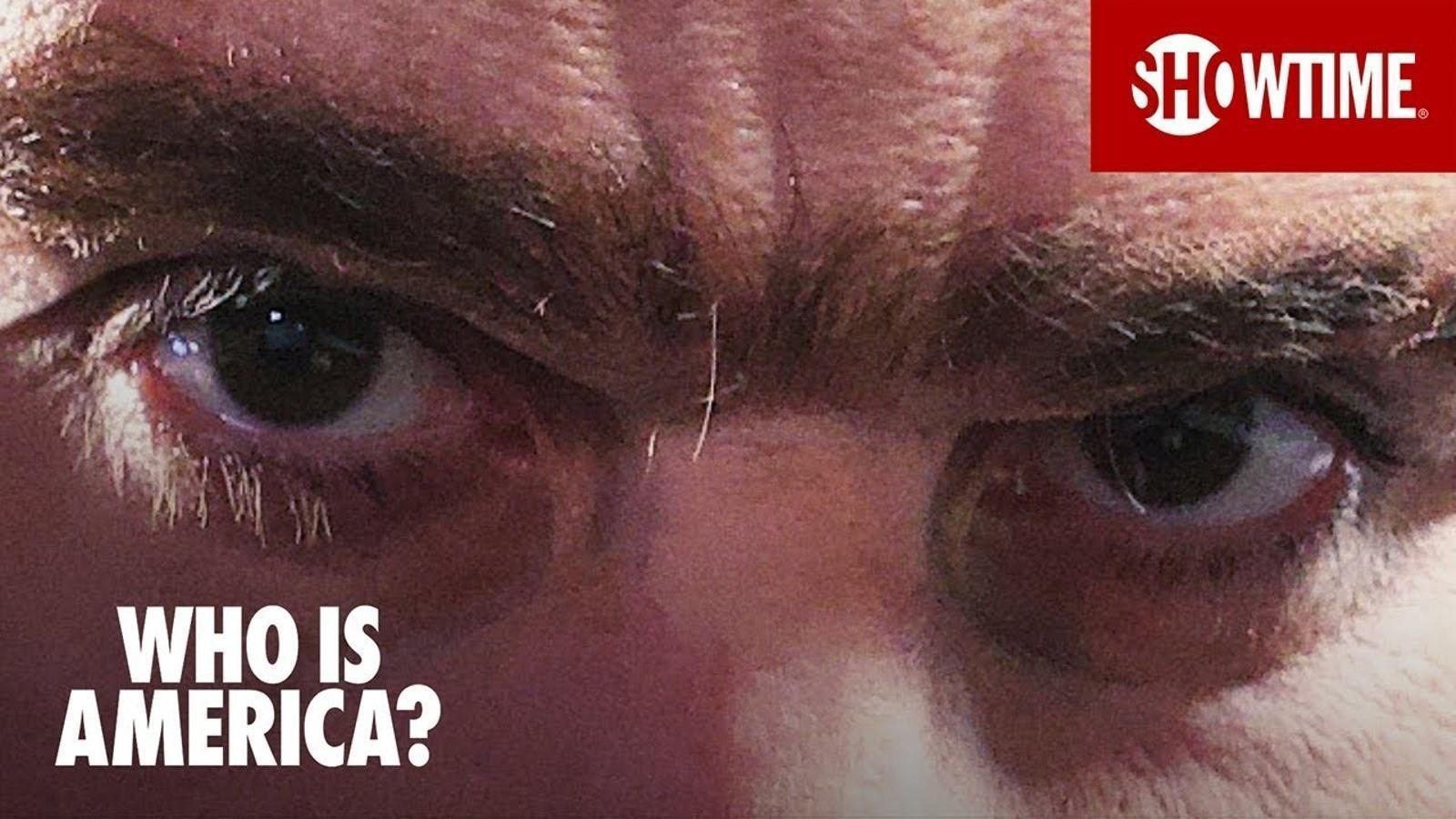Sacha Baron Cohen perpetra un atac secret contra el trumpisme