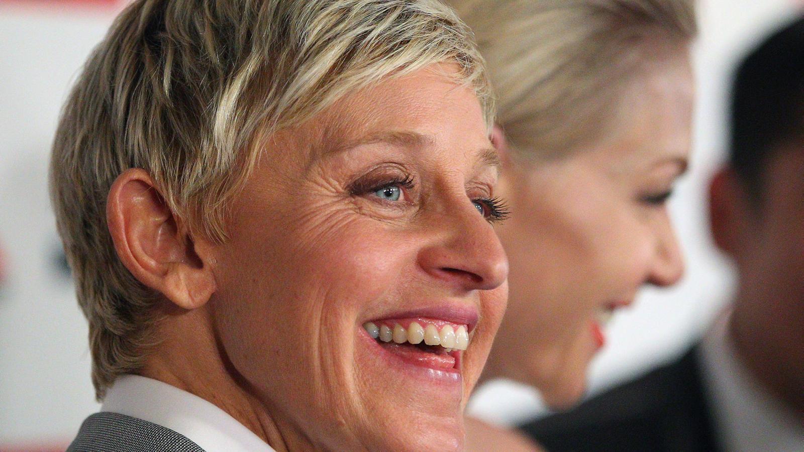 Ellen DeGeneres en una imatge d'arxiu