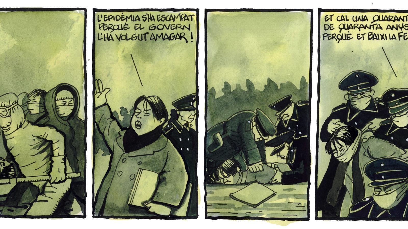 'A la contra', per Ferreres 21/02/2020