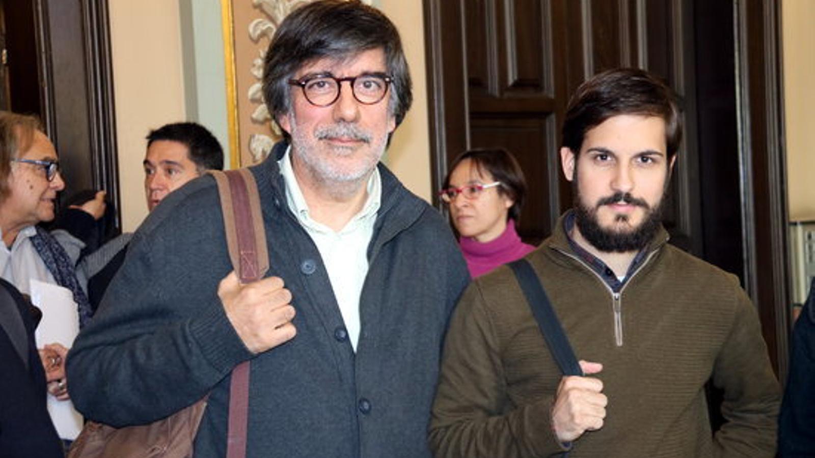 Joan Garcia del Muro i Carles Morell