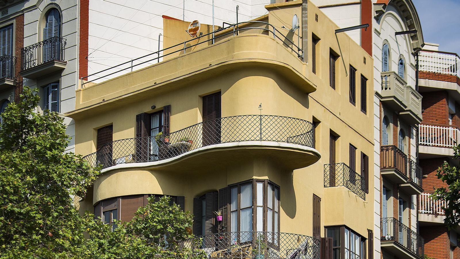La Casa Planells, de Josep Maria Jujol