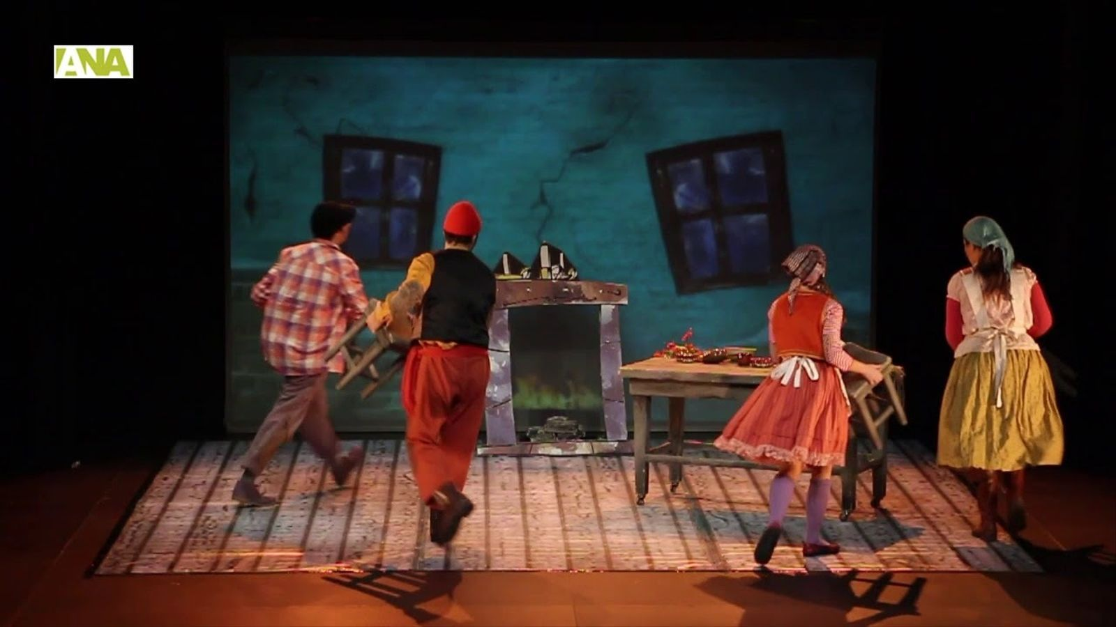 'Hansel i Gretel' a Encamp