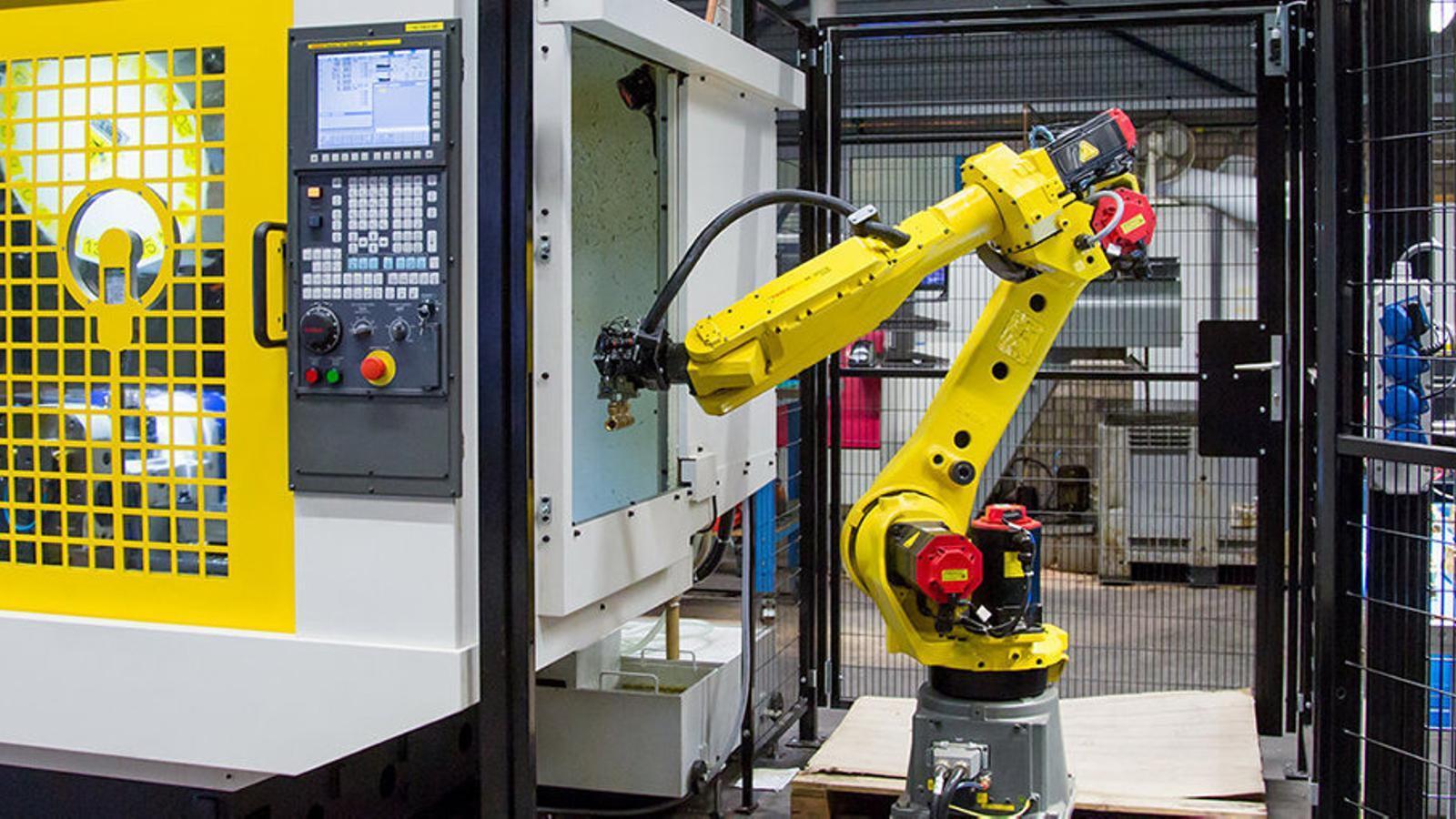 El gegant de la robòtica Fanuc s'instal·larà a Sant Cugat