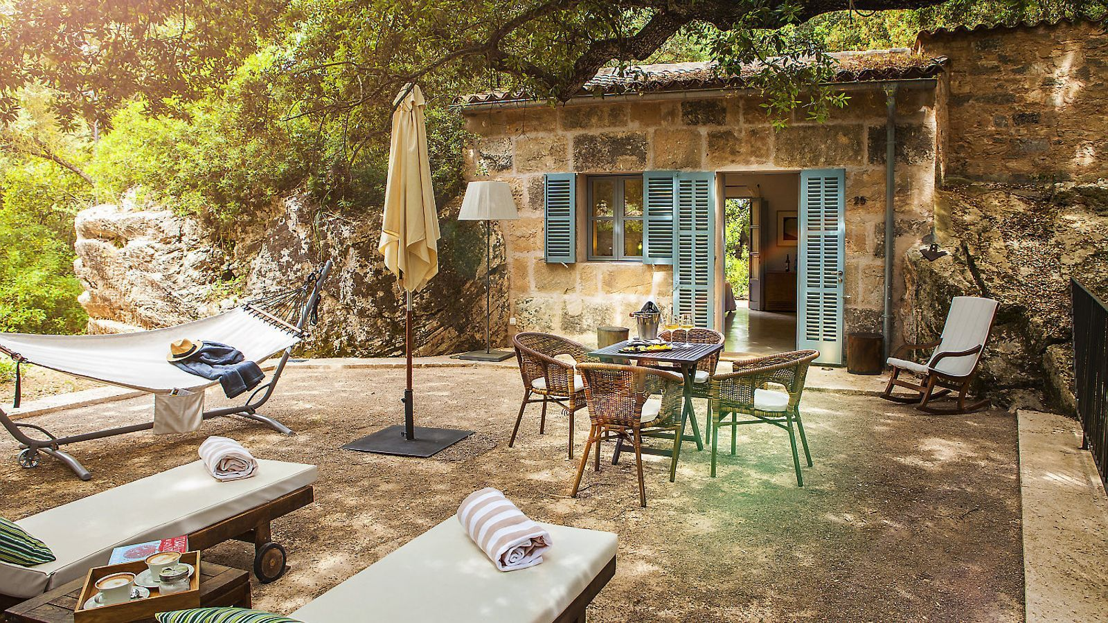 Un país per confinar-s'hi Predi Son Jaumell Un hotel rural autènticament mallorquí